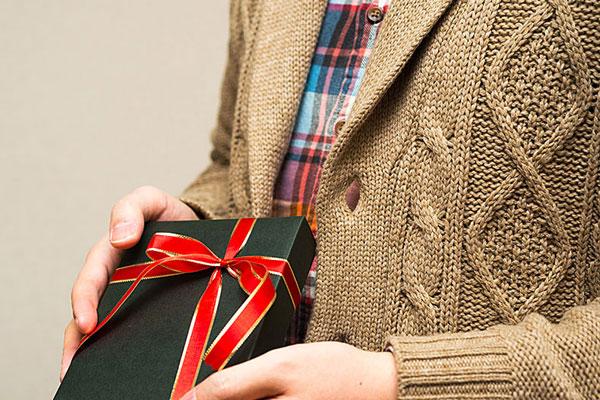 ご高齢の方へのプレゼント